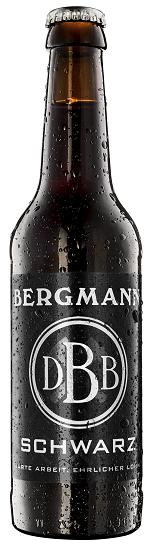 Bergmann Schwarzbier
