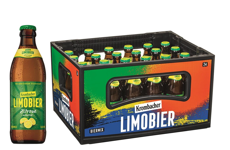 Krombacher Limobier