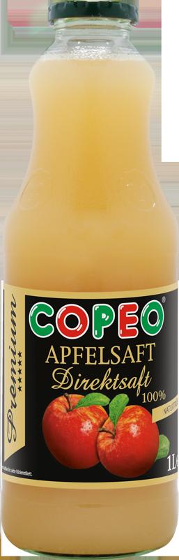 Copeo Apfelsaft naturtrüb (Direktsaft)