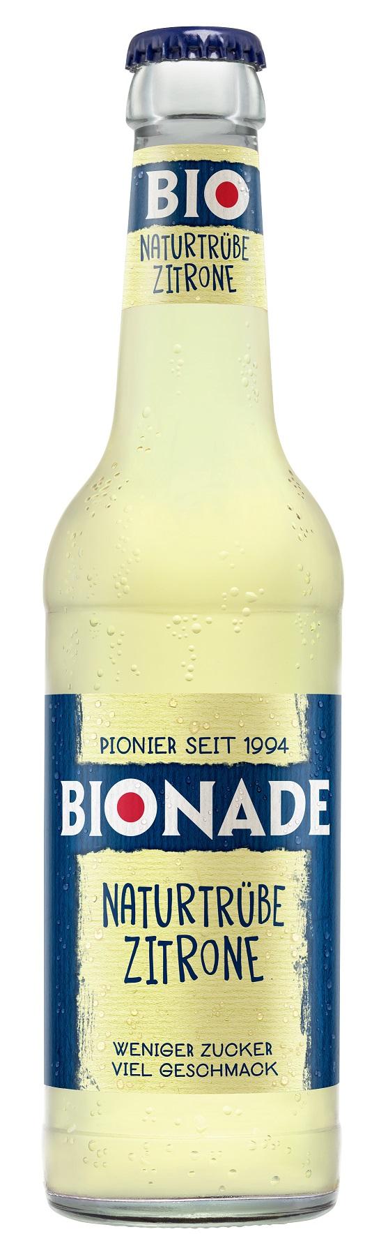 Bionade Zitrone trüb