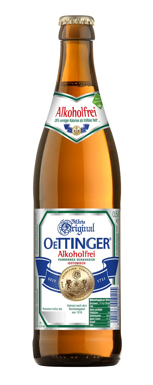 Oettinger Pils Alkoholfrei