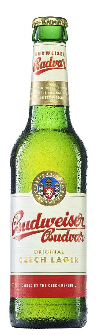 Budweiser Budvar Lager 6er