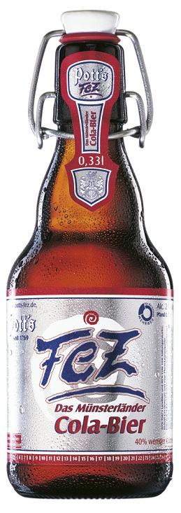 Pott's Fez Landbier+Cola