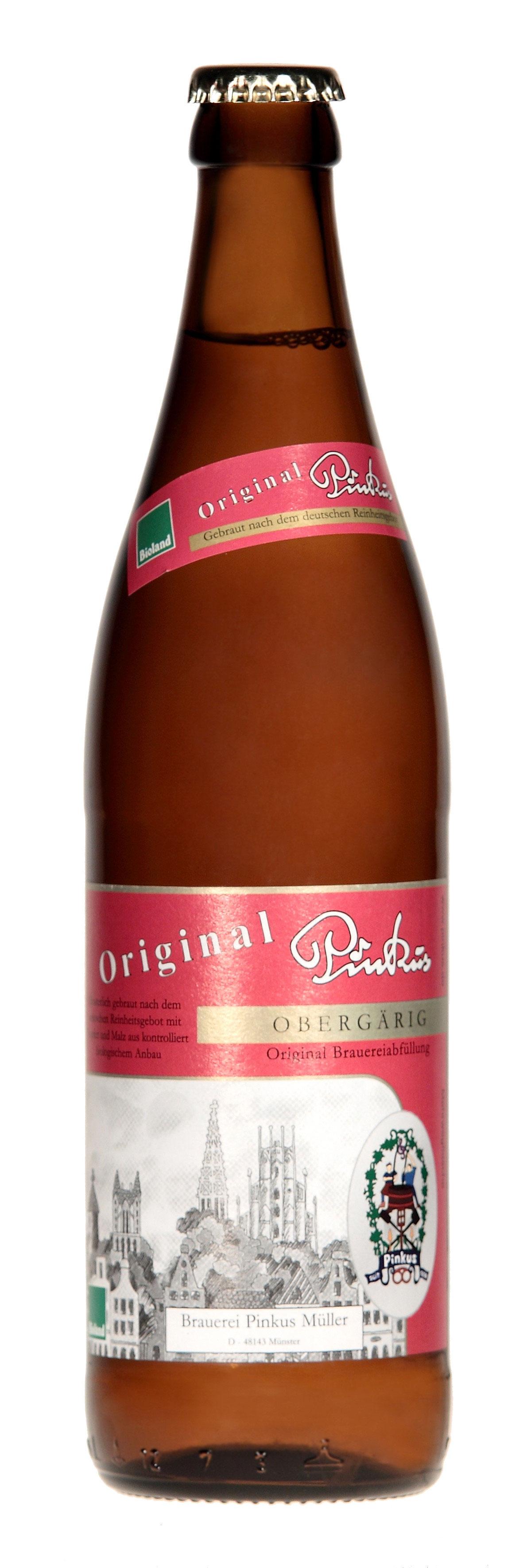 Pinkus Original Alt