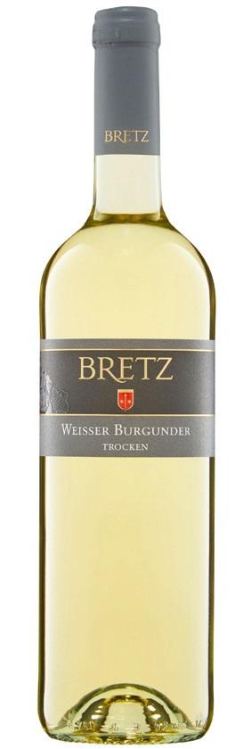 Bretz Weißer Burgunder trocken