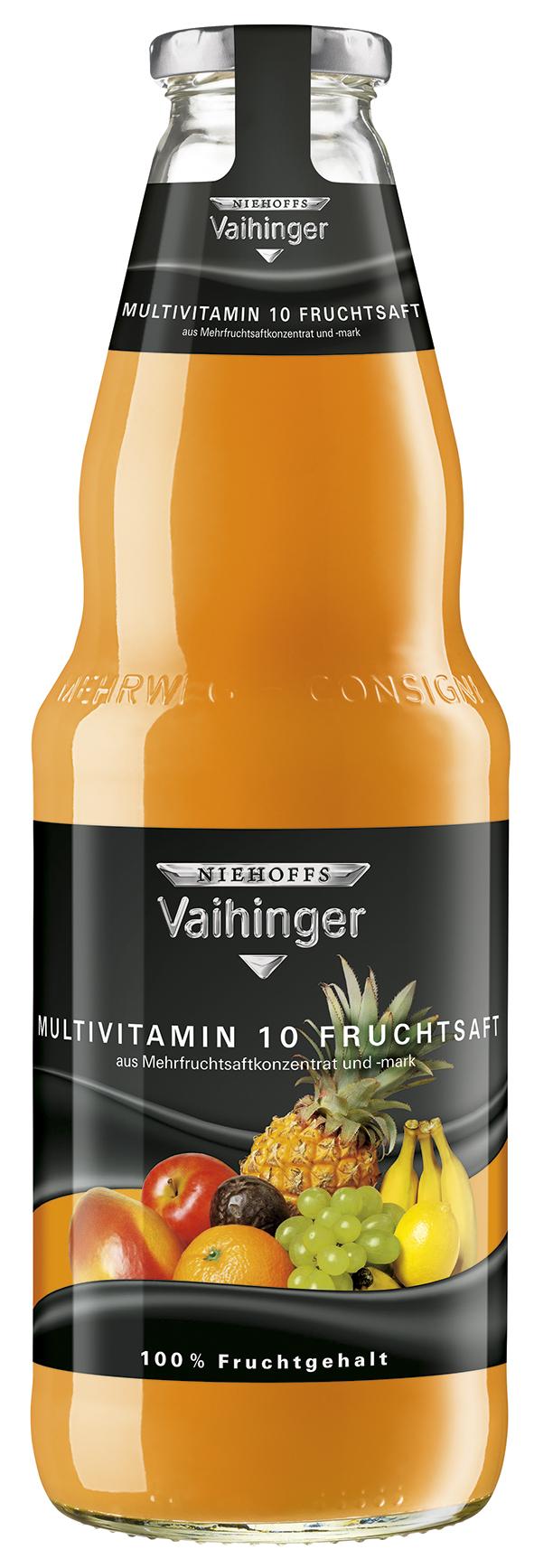 Vaihinger Multivitamin 10 Fruchtsaft