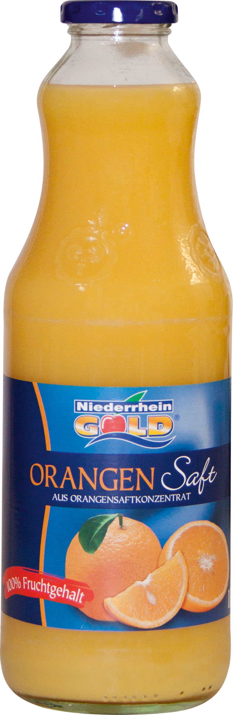 Niederrhein-Gold Orangensaft