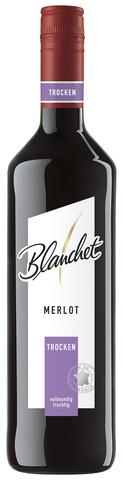 Blanchet Merlot trocken