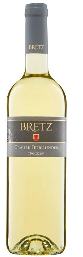 Bretz Grauer Burgunder trocken