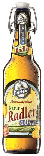 Mönchshof Naturradler alkoholfrei