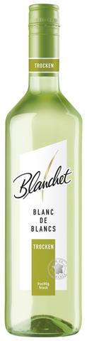 Blanchet Blanc de blanc trocken