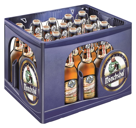 Mönchshof Naturtrübes Alkoholfrei