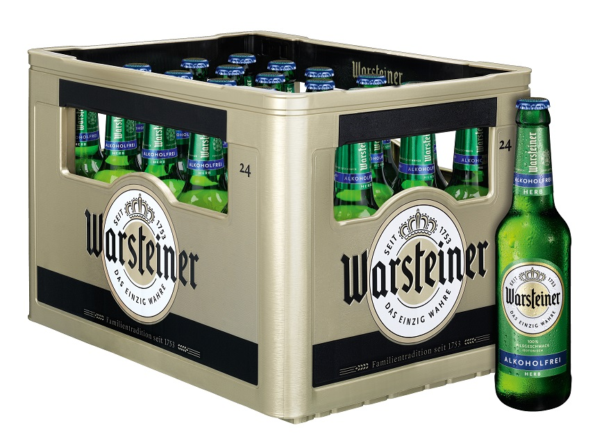 Warsteiner Herb Alkoholfrei 6er