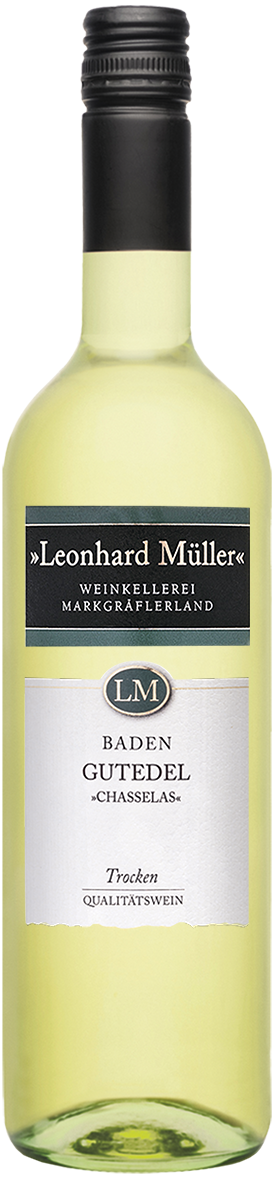 Leonhard Müller Gutedel trocken