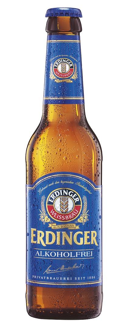 Erdinger Weißbier Alkoholfrei Einzeltray