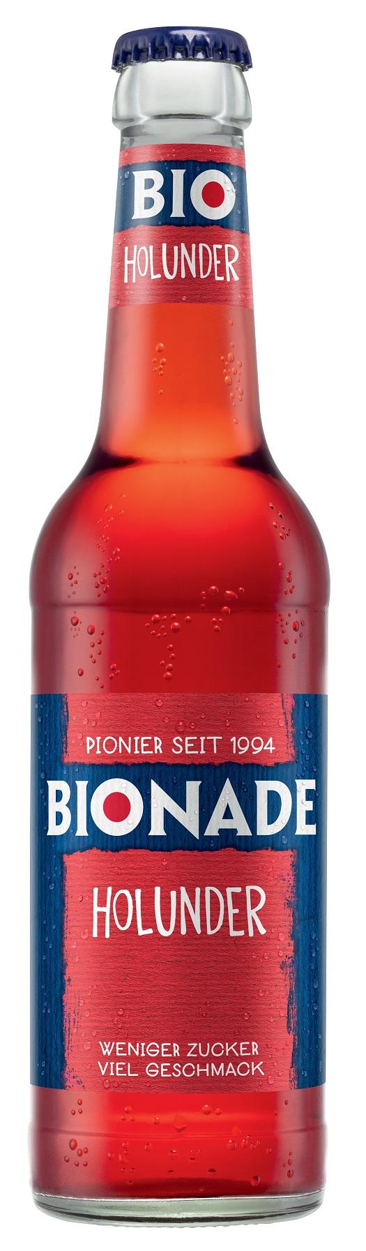Bionade Holunder