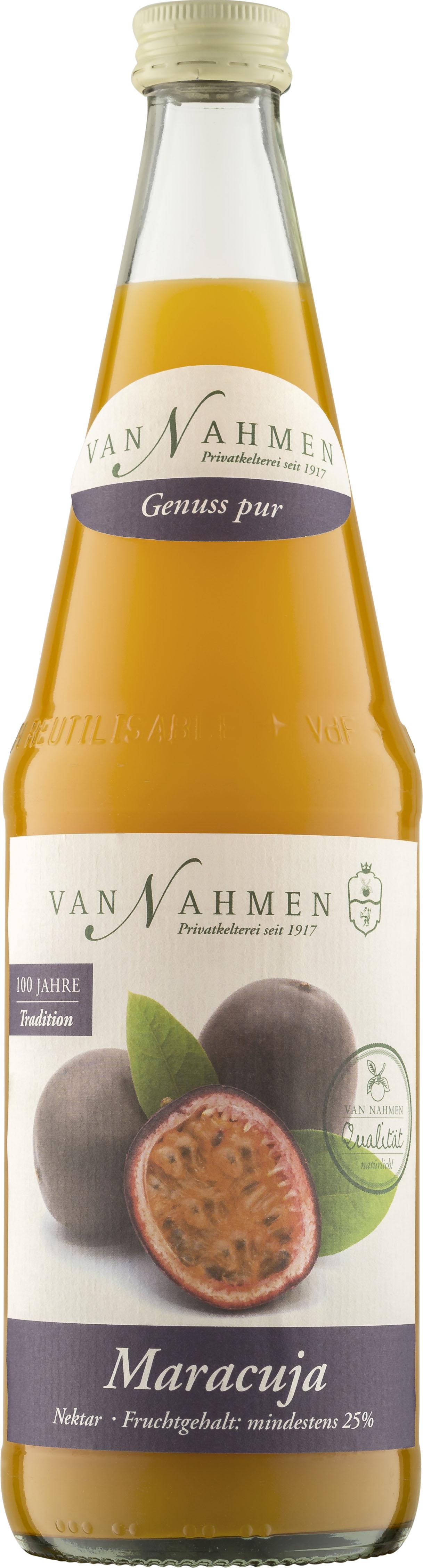 Van Nahmen Maracuja-Nektar
