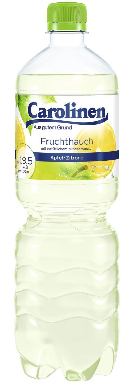 Carolinen Apfel + Zitrone Fruchthauch
