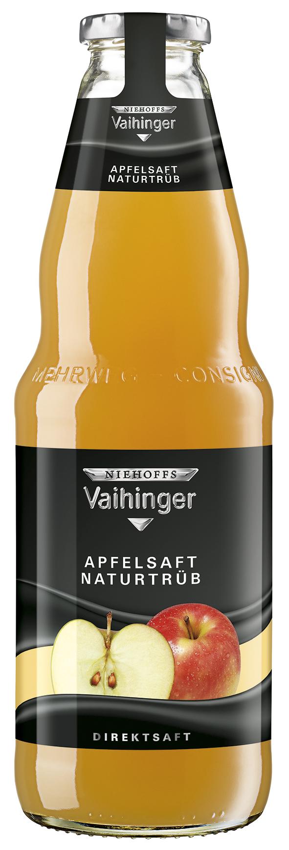 Vaihinger Apfelsaft naturtrüb (Direktsaft)