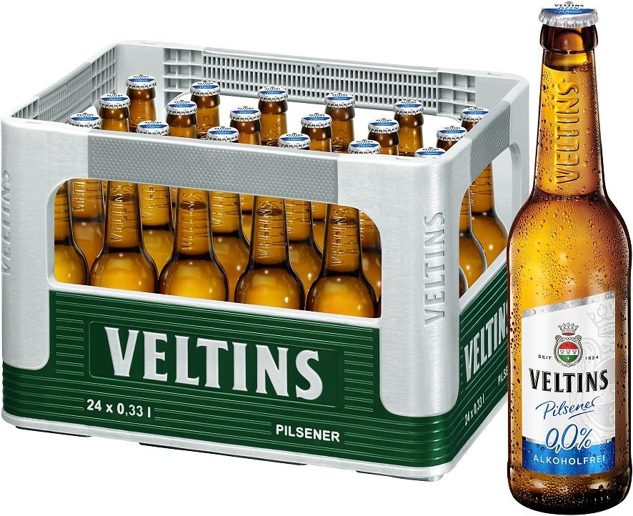 Veltins Pilsener 0,0% Alkoholfrei