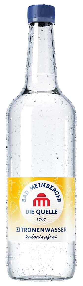 Bad Meinberger Zitronenwasser