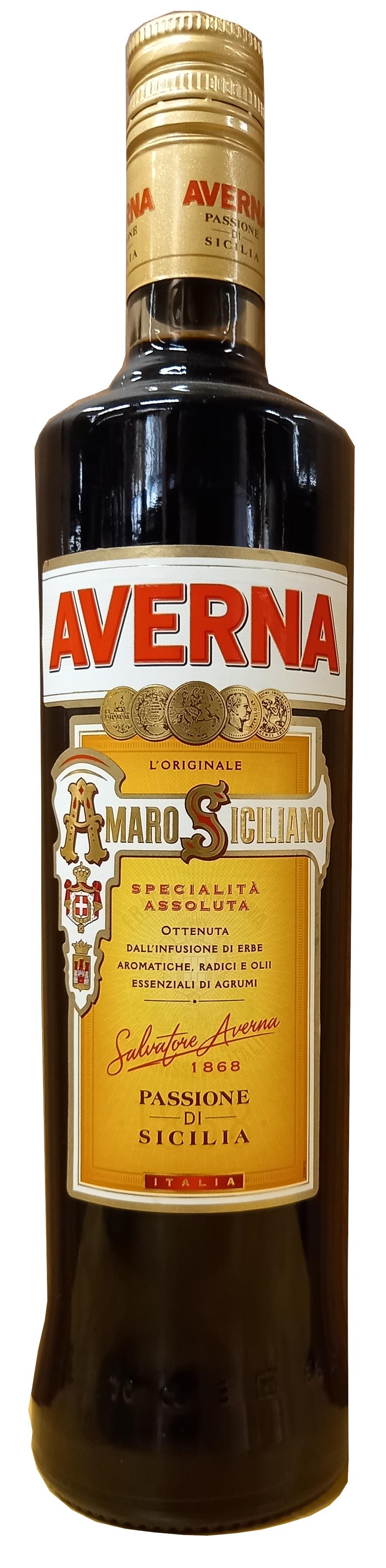 Averna Amaro Siciliana
