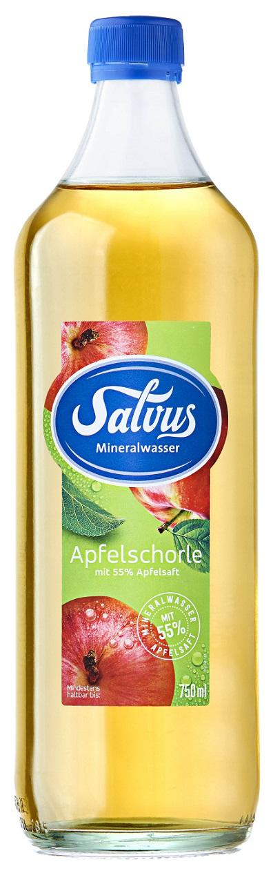 Salvus Apfelschorle
