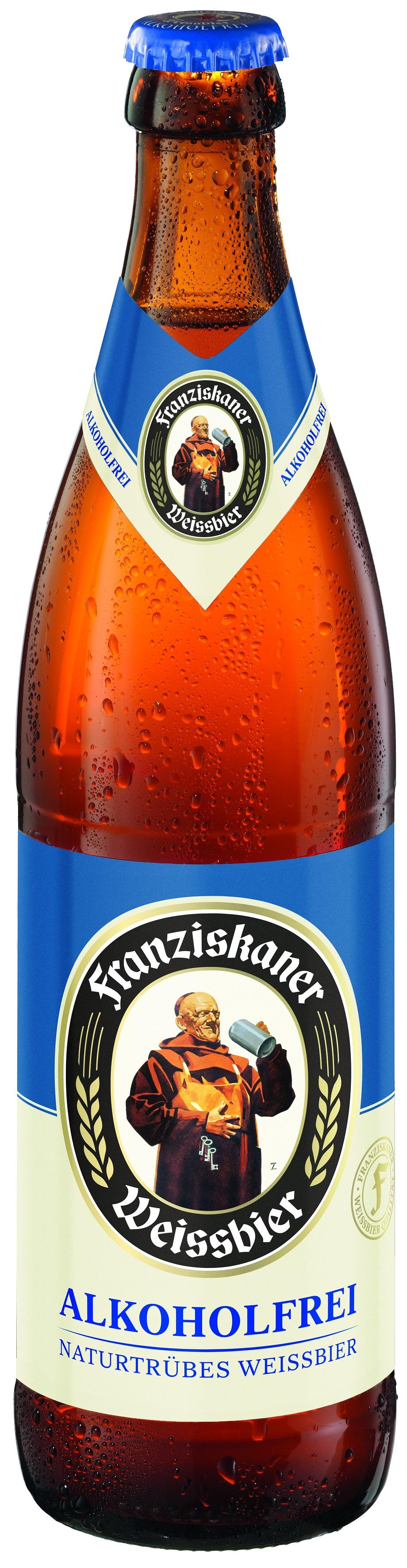 Franziskaner WeissbierAlkoholfrei