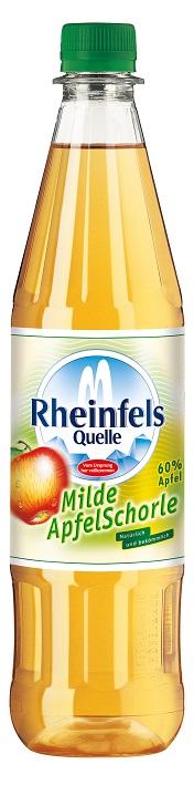 Rheinfels Milde Apfelschorle