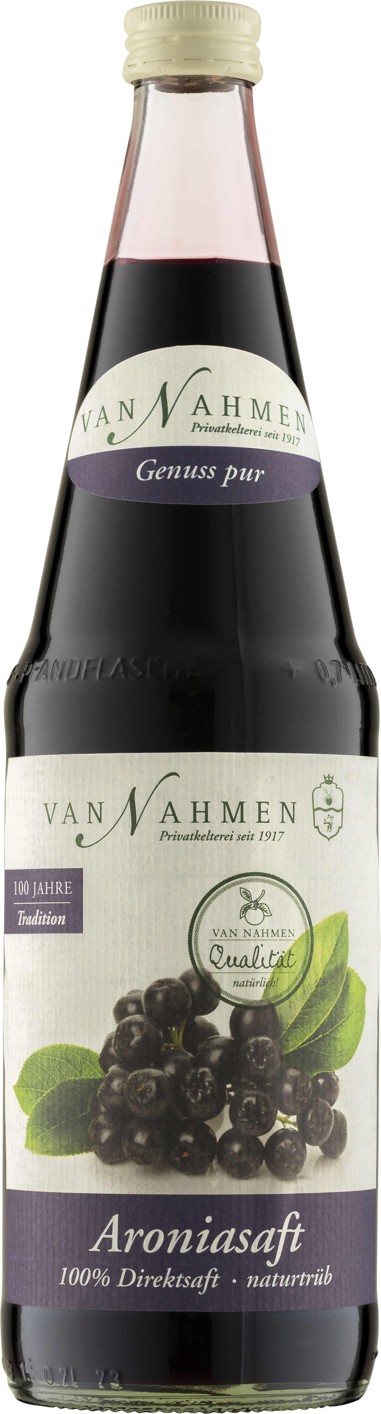 Van Nahmen Aroniasaft