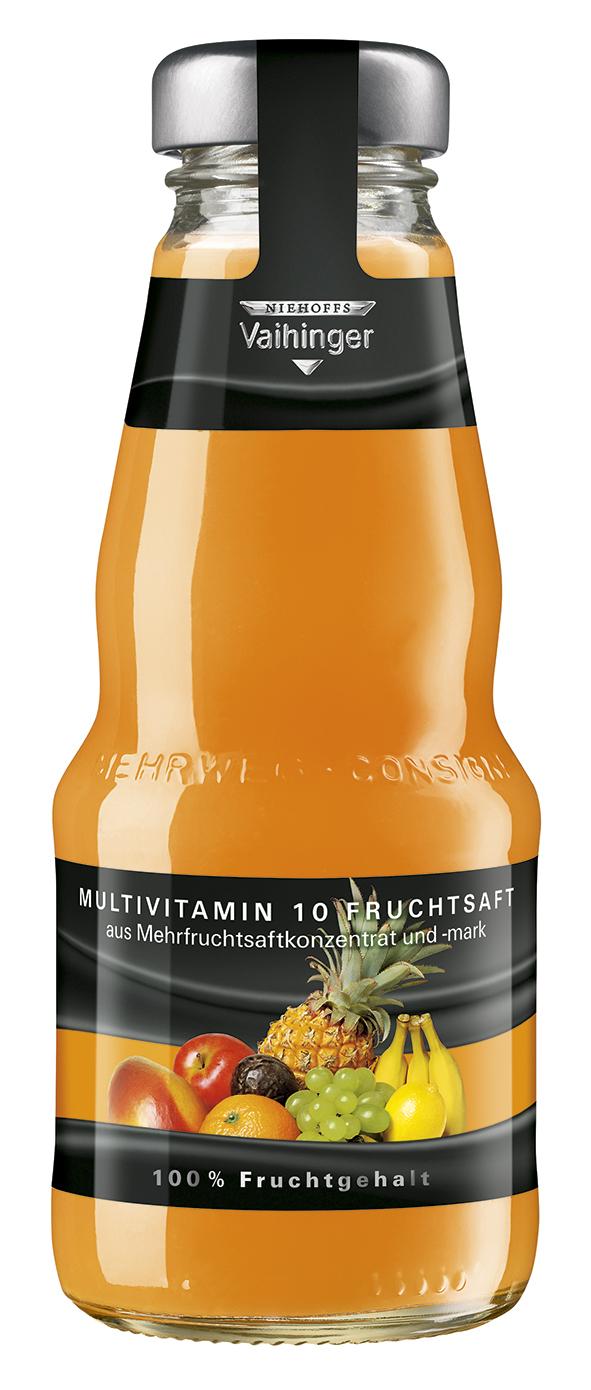 Vaihinger Multivitamin 10 Fruchtsaft 100%