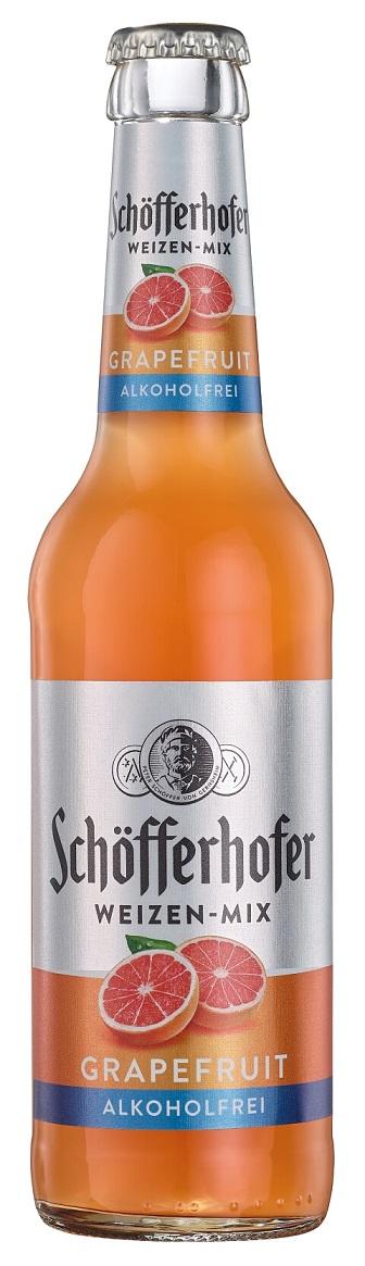 Schöfferhofer Grapefruit Alkoholfrei 6er