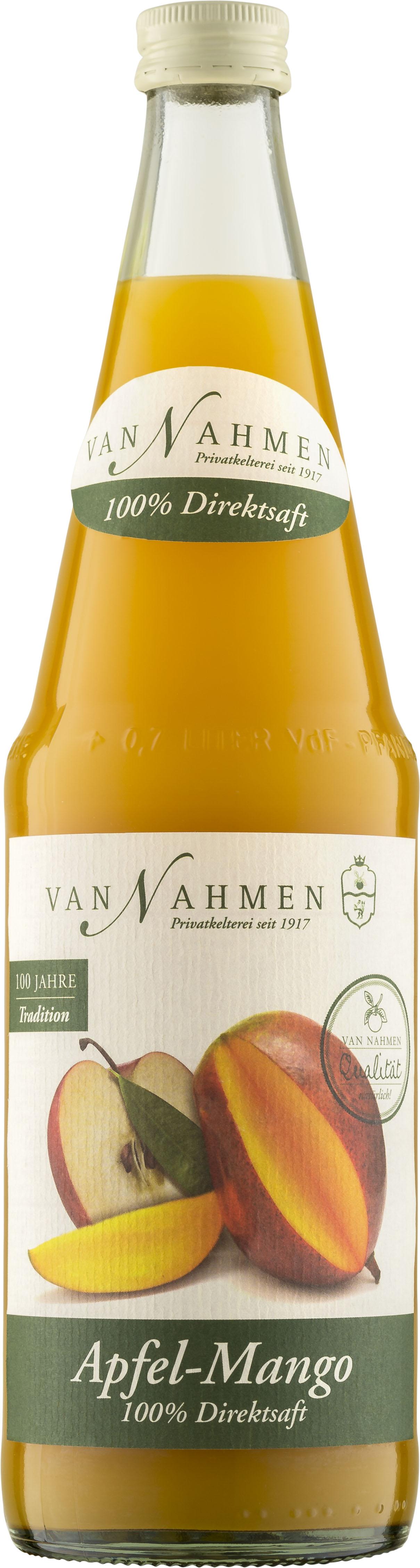 Van Nahmen Apfel-Mango-Saft