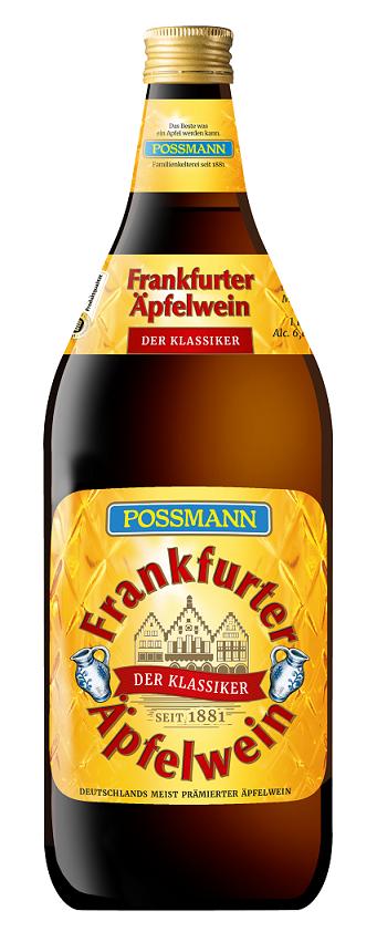 Possmann Frankfurter Äpfelwein