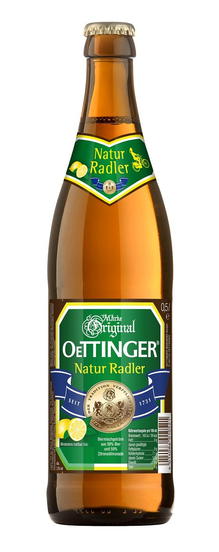Oettinger Natur-Radler