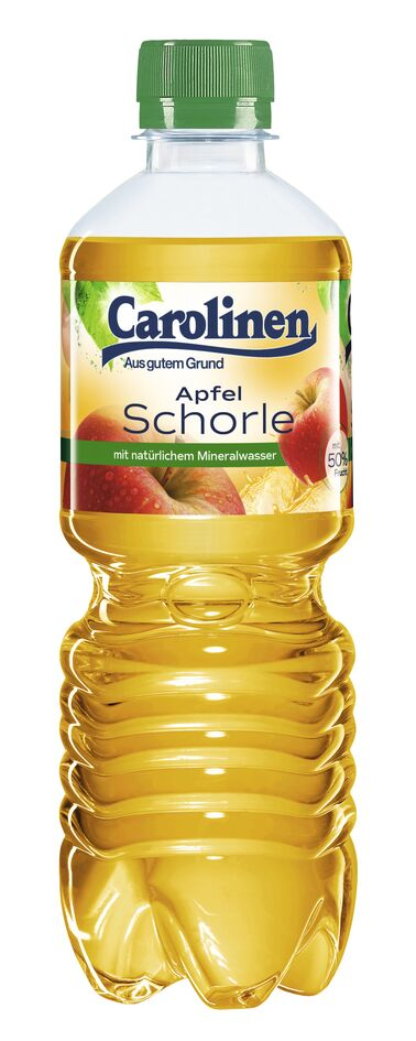 Carolinen Apfelschorle