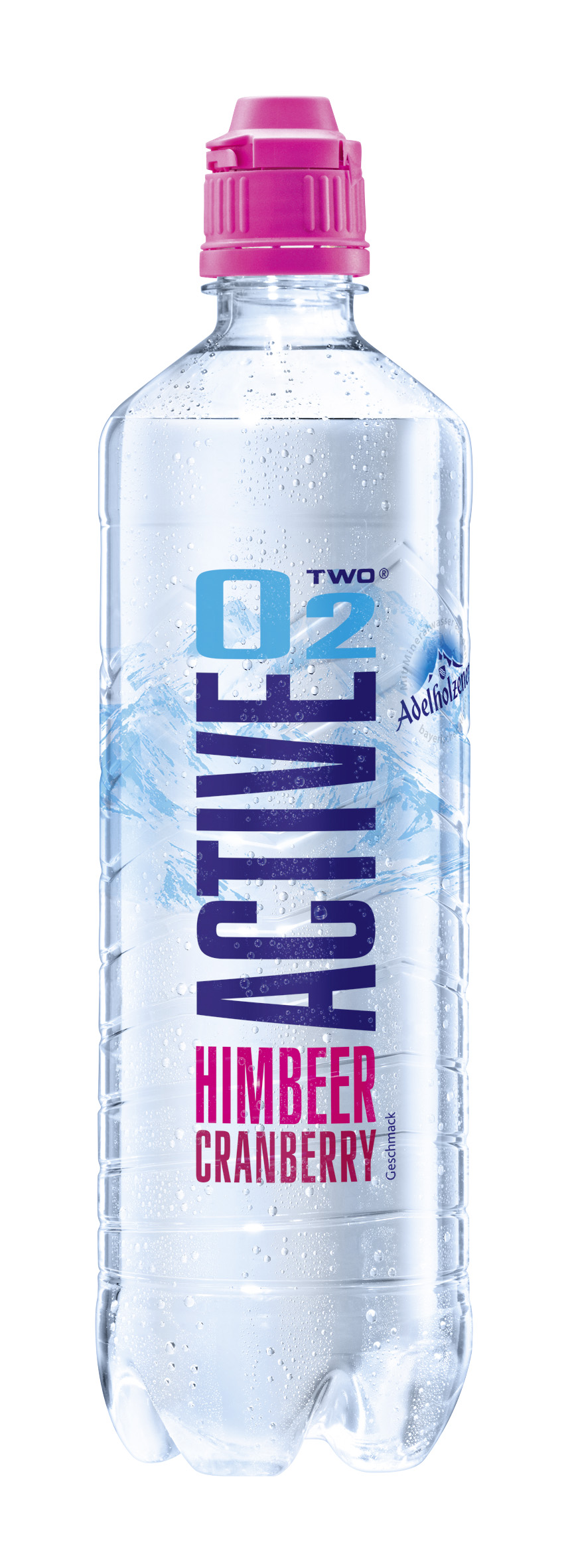 Active O2 Himbeer Cranberry