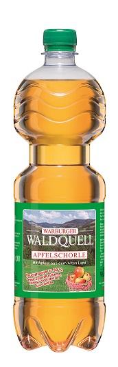 Warburger Waldquell Apfelschorle