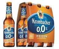 Krombacher 0,0% Weizen Alkoholfrei 6er