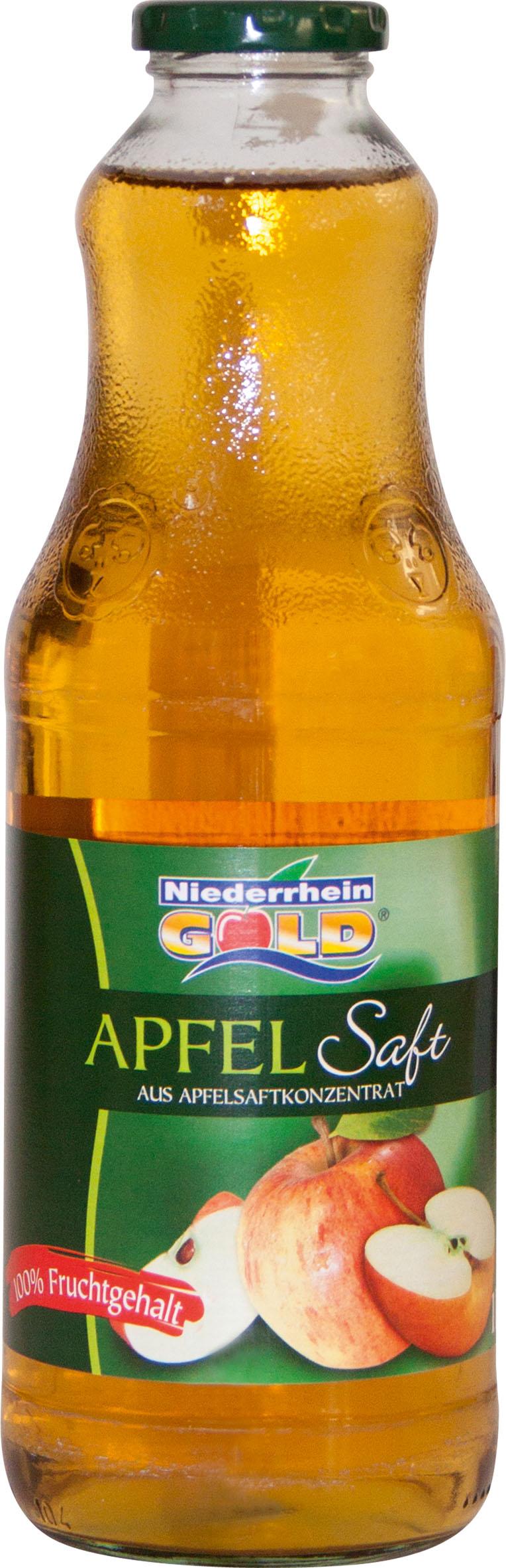 Niederrhein-Gold Apfelsaft